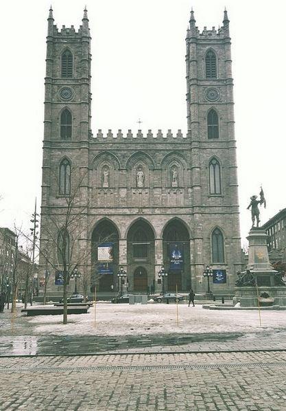 La Basilique Notre-Dame