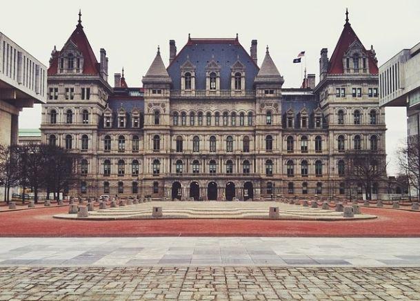 New York State Capitol, Albany, NY, U.S.