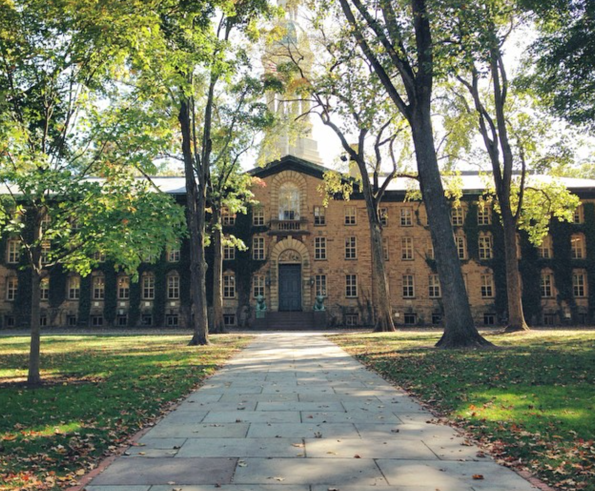Nassau Hall, Princeton, NJ