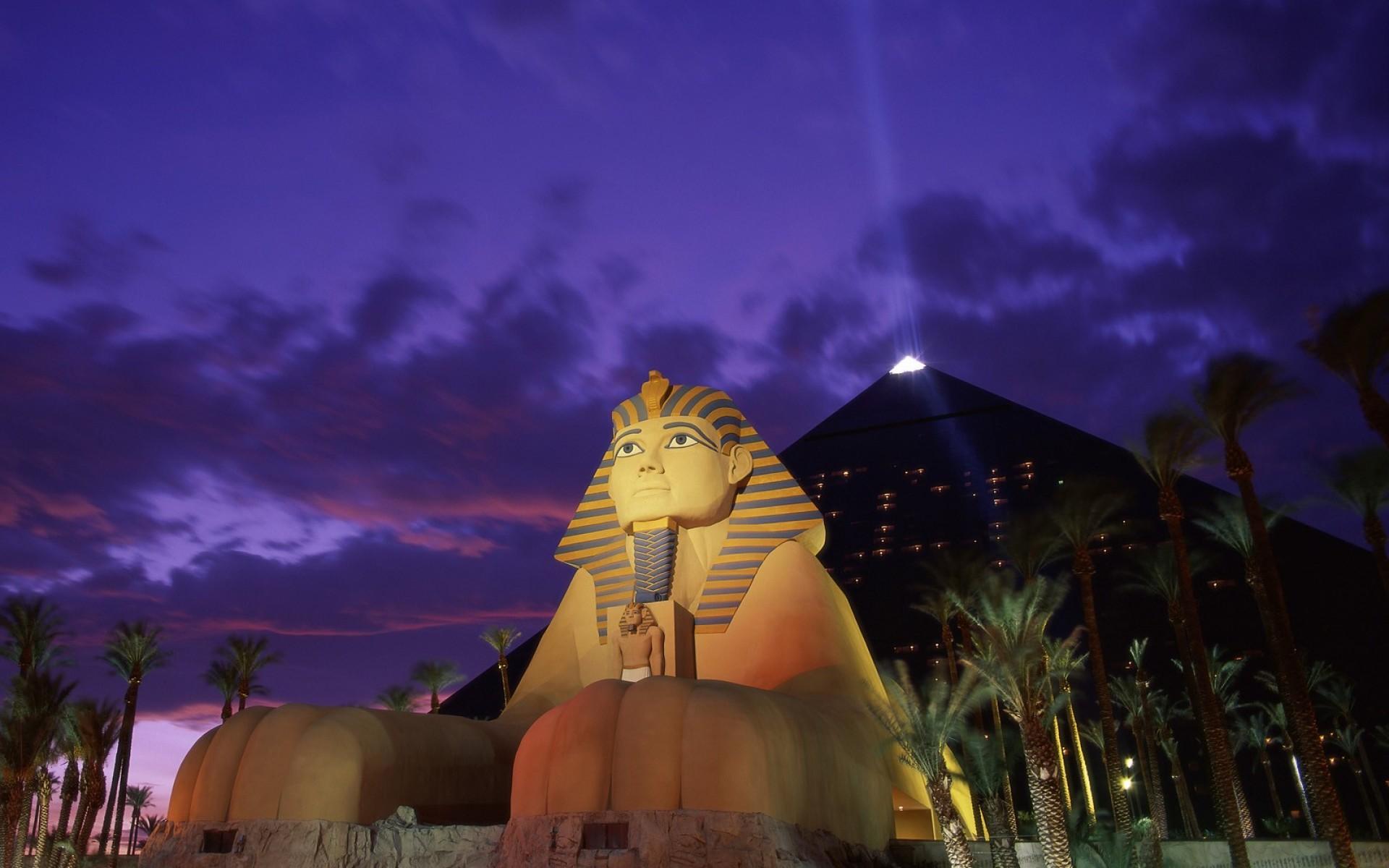 Luxor Hotel & Casino, Las Vegas, Nevada